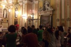 Messa in Santa Chiara