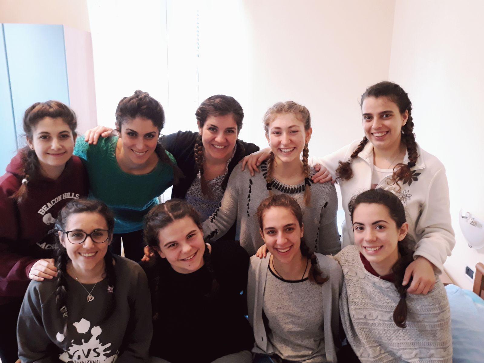 gruppo ragazze gvs