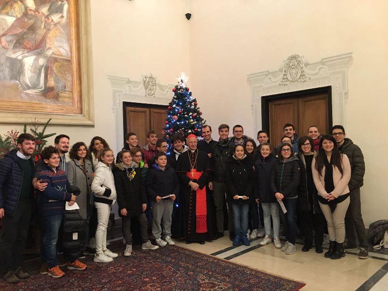 Auguri Di Buon Natale Al Vescovo.Auguri Di Buon Natale All Arcivescovo Azione Cattolica